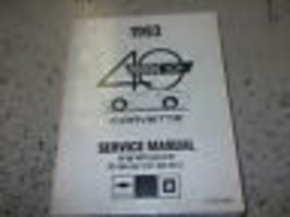 1993 CHEVY CORVETTE Preliminary Service Shop Repair Manual FACTORY GM OEM - $98.98