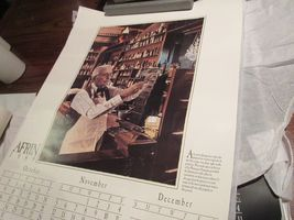 """Rx ,Pharmacy , POSTER ,18"""" X 24"""" ,Photographs Depicting History & Heritage ,1989 image 7"""
