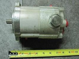 JOHN BARNES GEAR PUMP 8620241 hydraulic pump Haldex New image 1