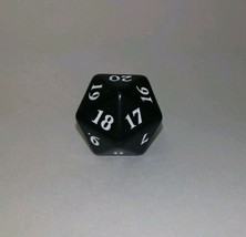 Magic The Gathering Arena of Planeswalkers Game 20 Sided Dice Die - $4.62
