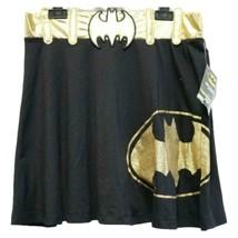 *NEW* Amscan DC Comics Batman Costume Skirt Women's Size Up To 8 - $13.86