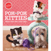 Pom-Pom Kitties Kit- - $27.45