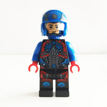 Unbranded Atom Al Pratt Minifigure Marvel Comics X-Men Fits Lego UK Seller - $3.49