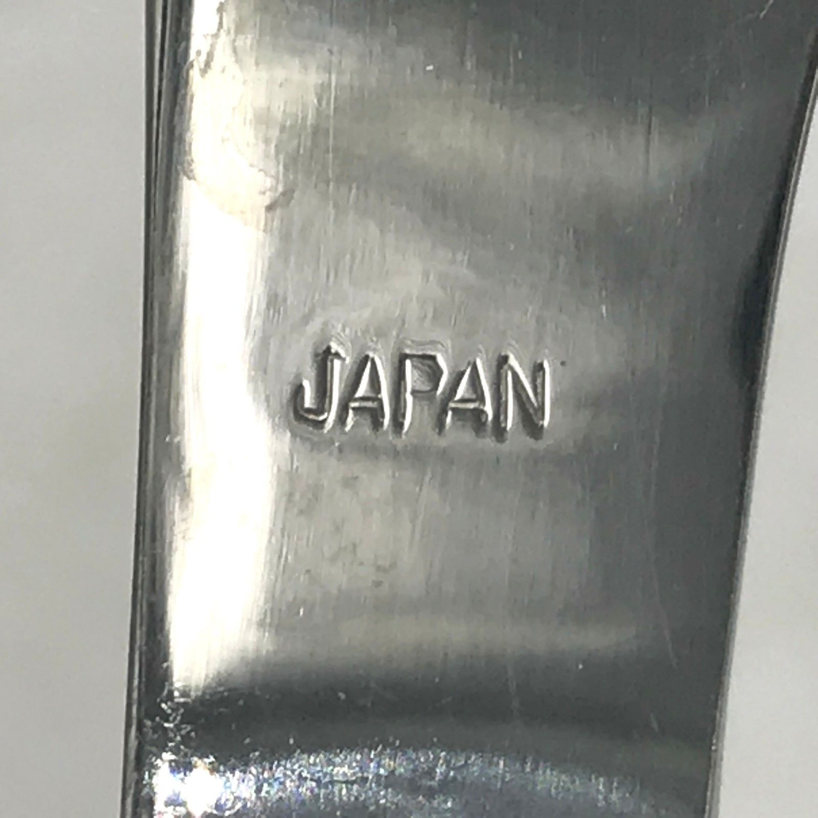 Vintage MCM Riviera Cordova Japan Lot of 4 Table Butter Knife Stainless Steel UT
