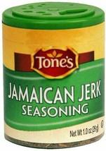 Tone's Mini Jamaican Jerk Seasoning 1 Oz - $5.93