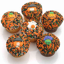 Assorted Halloween Cupcakes - £38.14 GBP