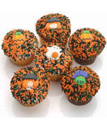 Assorted Halloween Cupcakes - £37.59 GBP