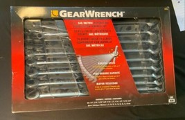 Gearwrench 20 Piece Standard Sae & Metric Ratcheting Combination Wrench Set - $97.01