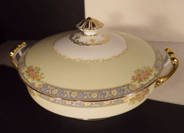 Noritake ROYCE Round Covered Vegetable Serving Bowl with Lid - $39.55