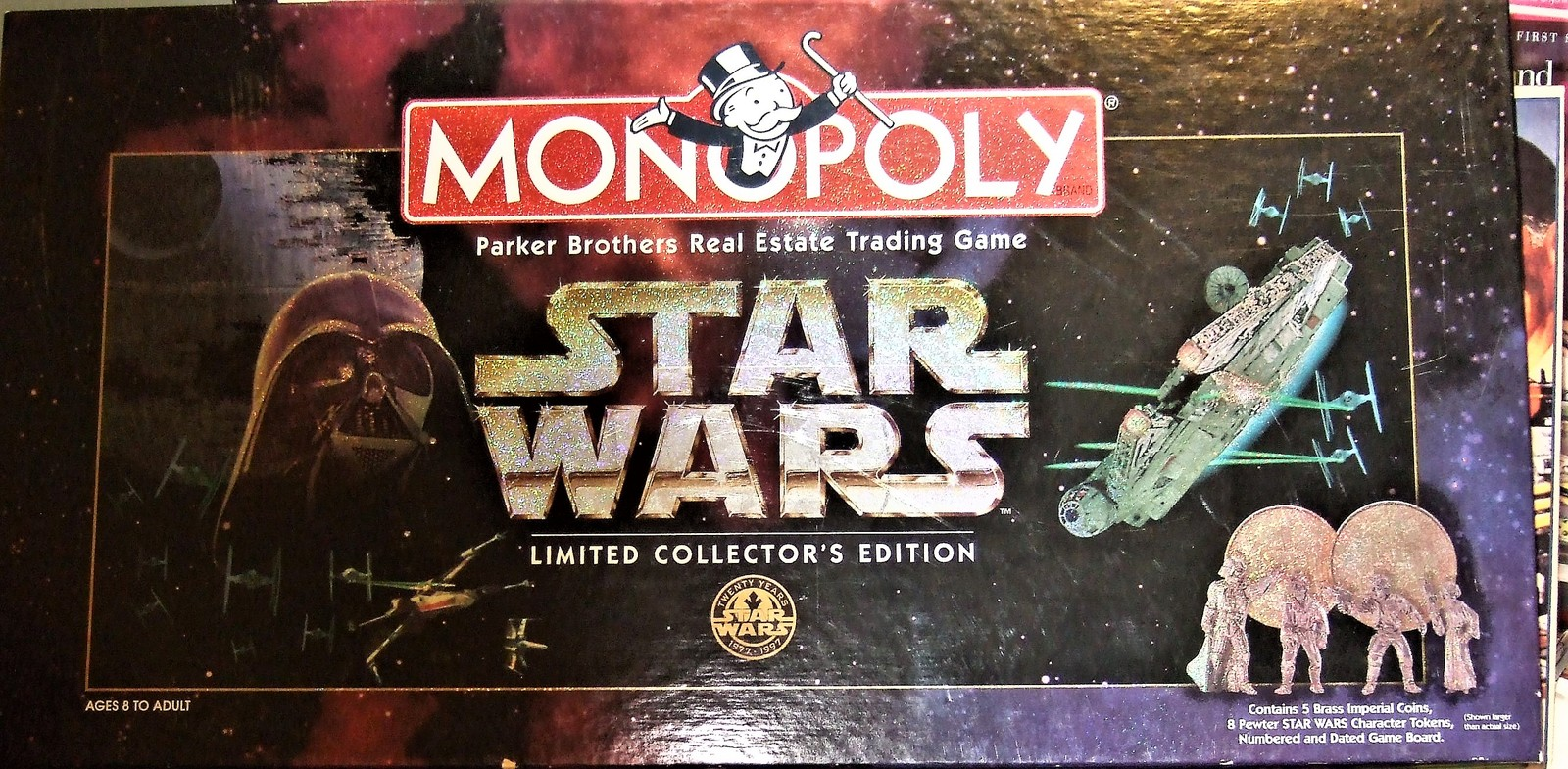 Monopoly Game - Star Wars Limited Collector's Edition