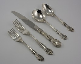 King Edward by Gorham Sterling Silver 5 piece Regular Place setting - No... - $200.00