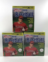 Lot (3) 2019 Topps Heritage Baseball Mega Box 15 Packs 9 Cards Ea + Topp... - $98.99