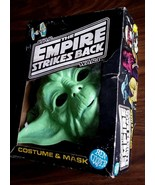 Rare 1980s Ben Cooper YODA Star Wars Empire Strikes Back Costume Kids Me... - $65.44