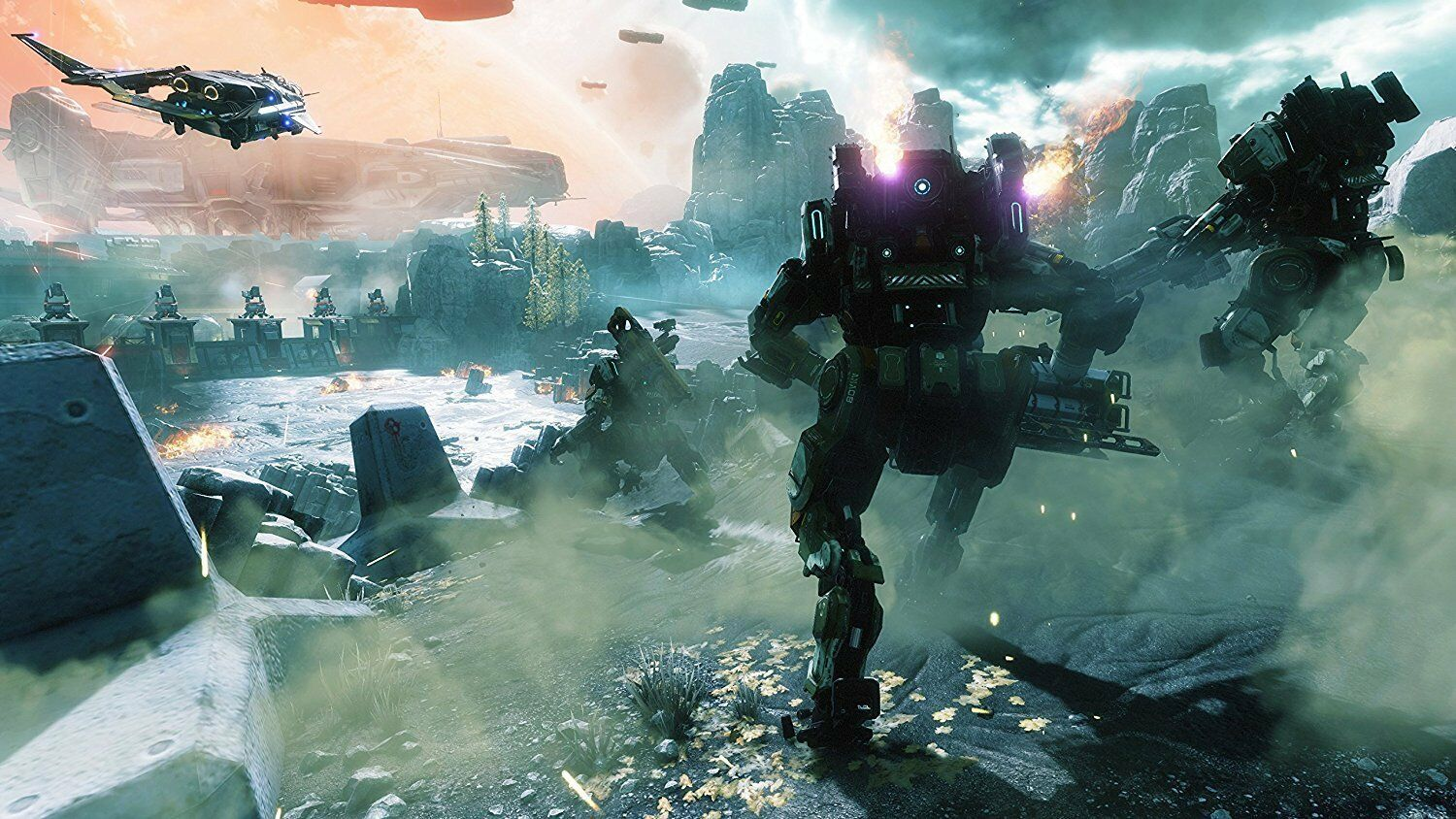 Titanfall 2 Standard Edition Xbox One Video Game *Disk Only* image 2