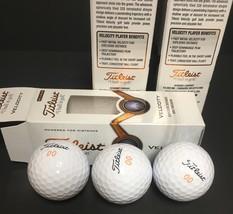 Titleist Velocity Golf Balls White NEW IN BOX 12 Total image 5