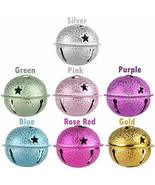 Balls Xmas Metal Beads Christmas Tree Bell Dance Party Deccor TkClother ... - $19.80