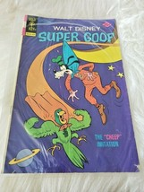 Vintage Walt Disney Super Goof Comic Book (1970's) - $11.87
