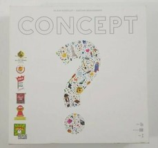 Concept Party Board Game by Repos Quiz Riddle EUC - $21.49