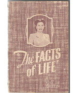 The Facts of Life 1944 Paperback Ruby Lee Griffin 1st P - $48.30