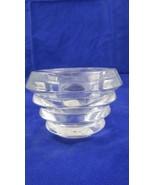 "Lenox Crystal ""Ovations Radiance"" votive candle holder - $12.51"