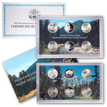 2005 Westward Journey Nickel Series Coin Set  - $19.95
