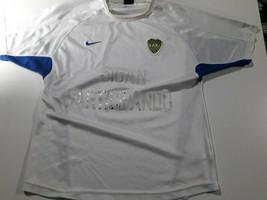 Old white Training Soccer jersey Club Boca juniors  Argentina nike  orig - $39.60