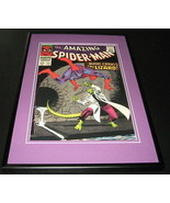 Amazing Spiderman #44 Lizard Framed 10x14 Cover Poster Photo Marvel - $49.49
