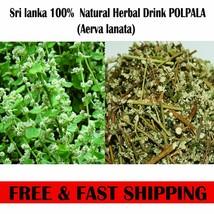 50g-200g Organic Natural Polpala Herbal Tea (Aerva lanata) from Sri Lanka - $6.80+
