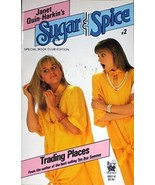 Sugar & Spice, #2 Trading Places by Janet Quin-Harkin (Paperback) - $3.00