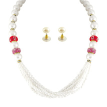 Affable Pearl Neckalce - $157.11