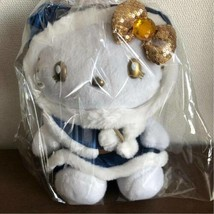 Hello Kitty USJ Limited Plush Doll Winter Version Sequin Ribbon 2013 San... - $95.05