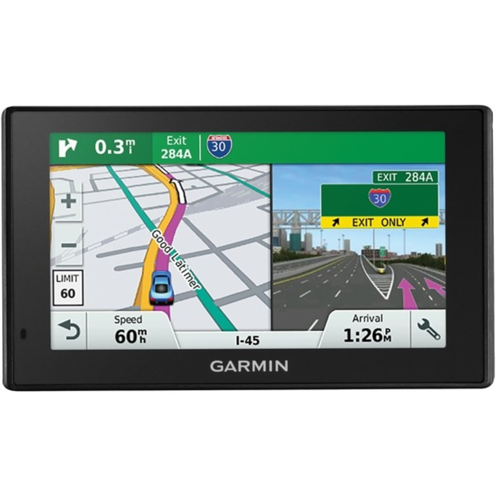 "Primary image for Garmin 010-01682-02 DriveAssist 51 LMT-S 5"" GPS Navigator with Built-in Dash Cam"