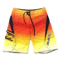 NEW Billabong PLATINUM Mens Boardshorts Size 32 PARKO Zero Gravity STRET... - $38.73
