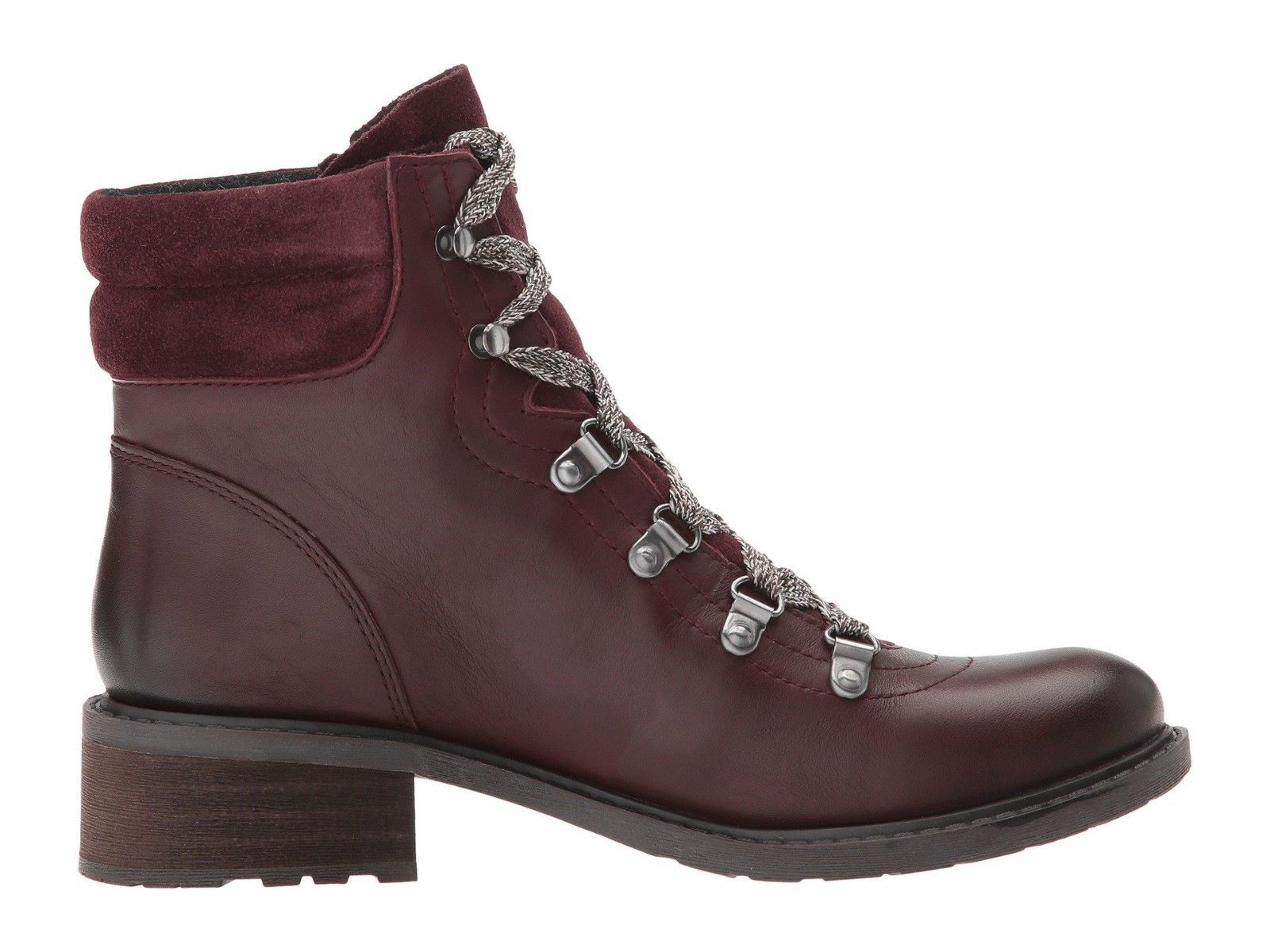 de177f33aa77f0 Sam Edelman Darrah Lace Up Boot Wine and 50 similar items