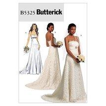 Butterick Patterns B5325 Misses' Dress, Size AA (6-8-10-12) - $14.70