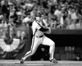 Gary Carter New York Mets1986 Series Vintage 8X10 BW Baseball Memorabili... - $6.99