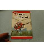 Vintage 1973  Ladybird Book  Man In The Air  Series 737 - $7.86