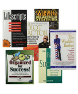 Book Bundle: Business and Personal Success Jay Conrad Levinson Terry Tel... - $19.97