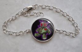 925 Sterling Silver Bracelet Voodoo Doll - $50.00