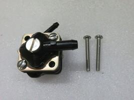 P15C Evinrude Johnson OMC 388833 Fuel Pump & Screw Assy New Factory Boat Parts - $65.92