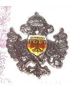 German Double Eagle Souvenir Hat or Lapel Pin West Germany - $9.95