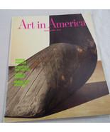 Art In America Back Issue Magazine January 1990 Martin Puryear - $16.74