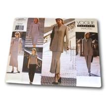 Vogue Pattern 2340 Size 14 16 18 Wardrobe Jacket Dress Pants Skirt Top U... - $15.79