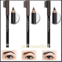 Rimmel Professional Eyebrow Pencil with Brush Dark Brown / Black / Hazel - $6.99