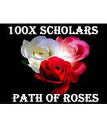 100X 7 SCHOLARS PATH OF ROSES BEAUTY & LOVE MAGICK WORK MAGICK RING PENDANT - $99.77