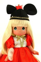 "Precious Moments Disney Parks Exclusive Falling For You Halloween 12"" Doll - $37.36"