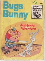 BUGS BUNNY ACCIDENTAL ADVENTURE-BIG LITTLE BOOK-5758-73 FR/G - $18.62