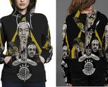 A ap hoodie zipper fullprint for women thumb155 crop