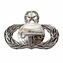 Mid Size Genuine U.S. Air Force (Usaf) Breast Badge: Intelligence: Master - $16.81