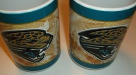Jacksonville Jaguars 2 Mug Set, 15 oz. ceramic, Great Design, NFL, FREE ... - $17.59